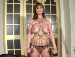 With wet jugs and hairless muff does her most good to turn you on in solo scene