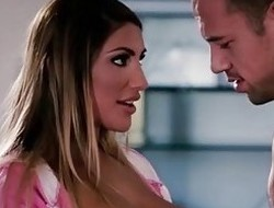 PrettyDirty August Ames tastes Step-Brothers Cum