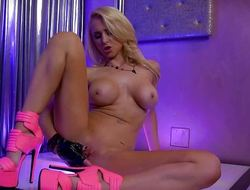 Minge messing stripper Alix Lynx