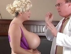 Claudia Marie Receives Her Fake Tits Put Back In!