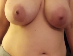 Shaking for comments and cumshots
