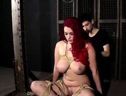 fine fetish anal actions with latex and s&m