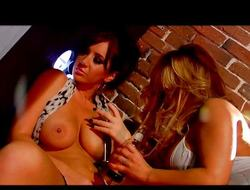 Breasty lesbian love with Jayden and Shyla