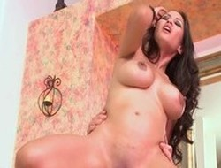 Amazing pornstar Jessica Bangkok in fabulous cunnilingus, large boobs porn scene
