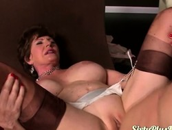 Latrice finally acquires her pussy drilled