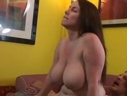 Fabulous pornstar Desire Deluca in horny big tits, dark brown porn scene
