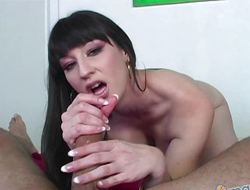 Miss Natalie Minx Makes It Blow