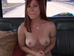Sexy honey is persuaded to have some raunchy hardcore fun