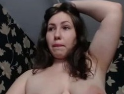 Fascinating titty girl