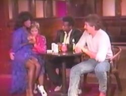 FRANK JAMES IN FIREBALL 1988 SCENE 01